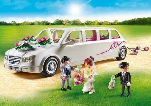 Svatební limuzína 9227 Playmobil Playmobil