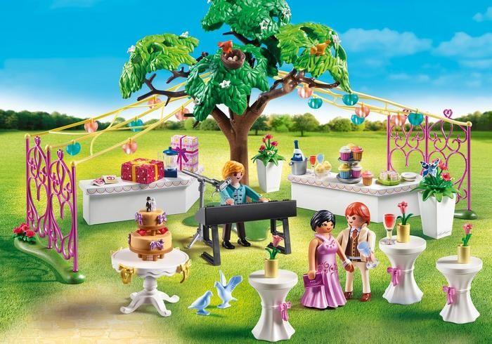 Svatební párty 9228 Playmobil Playmobil