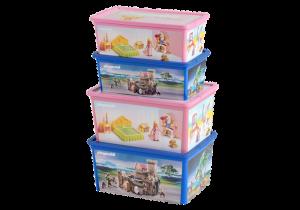 Úložný box 12 l pro holky 80488 Playmobil Playmobil