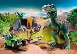 Útok T-Rexe 9231