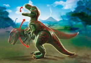 Útok T-Rexe 9231 Playmobil Playmobil