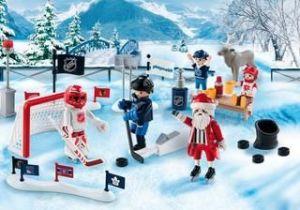 Adventní  kalendář NHL 9017