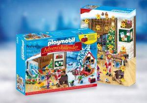 "Adventní kalendář ""Santova dílna"" 9264 Playmobil Playmobil"