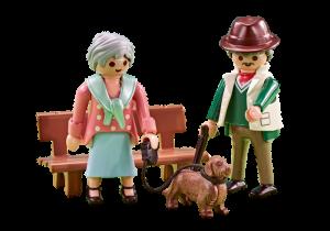 Babička a dědeček 6549 Playmobil Playmobil