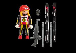 Biatlonistka 9287 Playmobil Playmobil
