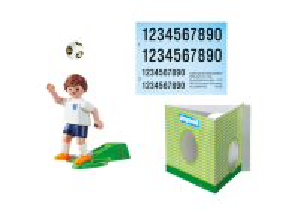Fotbalista Anglie 9512 Playmobil Playmobil