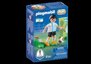 Fotbalista Argentiny 9508 Playmobil Playmobil