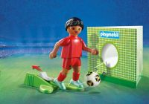 Fotbalista Belgie 9509 Playmobil Playmobil