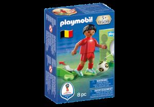 Fotbalista Belgie 9509