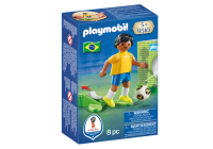 Fotbalista Brazílie 9510