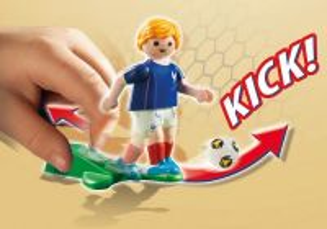 Fotbalista Francie 9513 Playmobil Playmobil