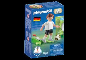Fotbalista Německa 9511