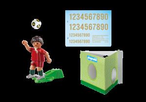 Fotbalista Portugalska 9516 Playmobil Playmobil