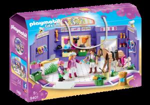 Jezdecký obchod 9401 Playmobil Playmobil