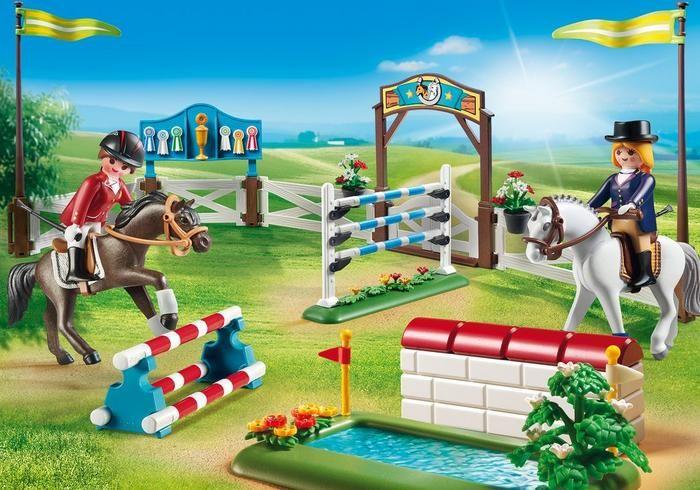 Jezdecký turnaj 6930 Playmobil Playmobil
