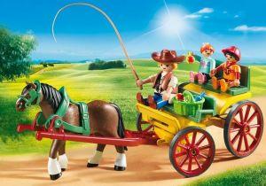Jízda kočárem 6932 Playmobil Playmobil