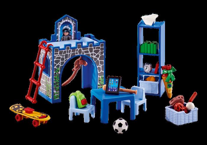 Klučičí pokoj 6556 Playmobil Playmobil