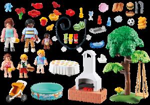 Kolaudační párty 9272 Playmobil Playmobil