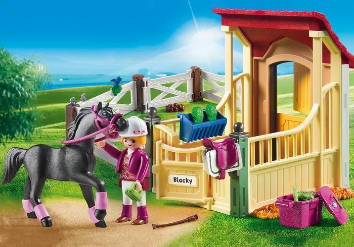 """Koňský box """"Arab"""" 6934 Playmobil Playmobil"""