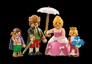 Královská rodina 6562 Playmobil Playmobil