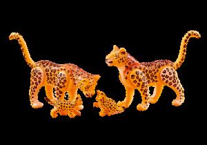 Leopardí rodina 6539