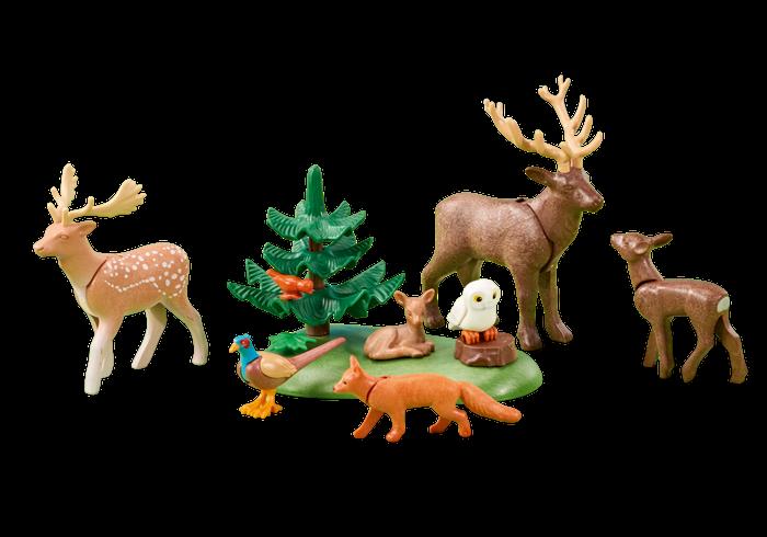 Lesní zvířátka 6532 Playmobil Playmobil