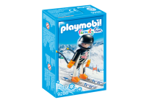 Lyžařka 9288 Playmobil Playmobil