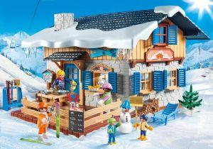 Lyžařská chata 9280