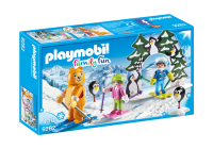 Lyžařská škola 9282 Playmobil Playmobil