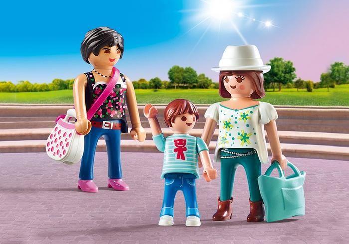 Nakupující dívky 9405 Playmobil Playmobil