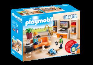 Obývací pokoj 9267 Playmobil Playmobil