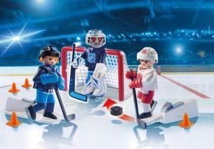 Přenosný NHL kufřík 9177 Playmobil Playmobil