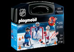 Přenosný NHL kufřík 9177