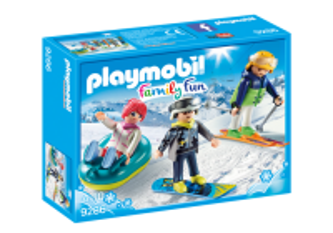 Rekreační lyžaři 9286 Playmobil Playmobil
