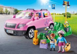 Rodinné auto s parkovištěm 9404