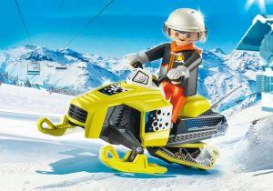 Sněžný skútr 9285