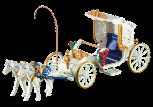 Svatební kočár 6237