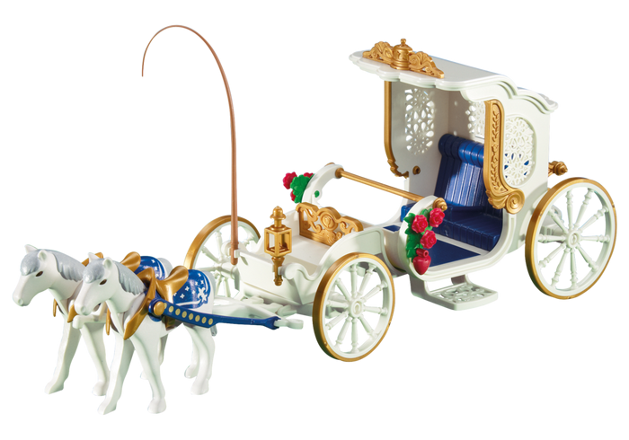 Svatební kočár 6237 Playmobil Playmobil