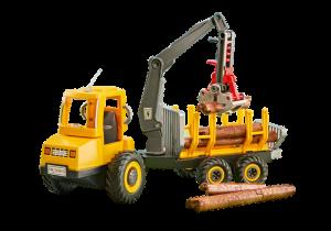 Transportér dřeva 6538 Playmobil Playmobil