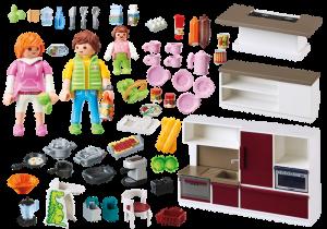 Velká kuchyně 9269 Playmobil Playmobil