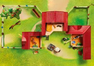 Velký hřebčín 6926 Playmobil Playmobil