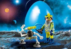 Vesmírný agent s robotem 9416
