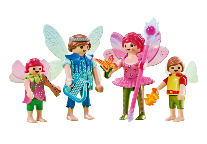 Vílí rodina 6561 Playmobil Playmobil