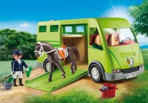 Vůz pro přepravu koní 6928