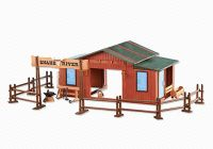 Western ranč 6321 Playmobil Playmobil