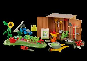 Zahradní přístřešek 6558 Playmobil Playmobil