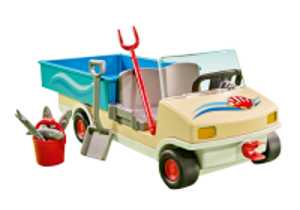 ZOO vozidlo 6544