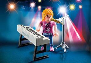 Zpěvačka s klávesy 9095 Playmobil Playmobil