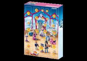 """Adventní kalendář """"Vánoce v křišťálovém sálu"""" 9485 Playmobil Playmobil"""