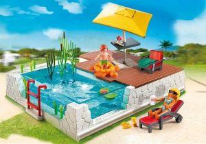 Bazén do Moderní vily 5575